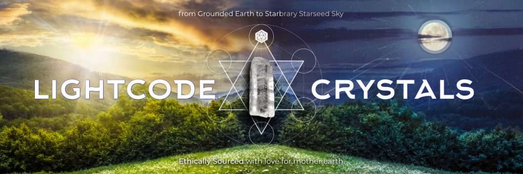 Lightcode Crystals for Starseeds and Lightworkers