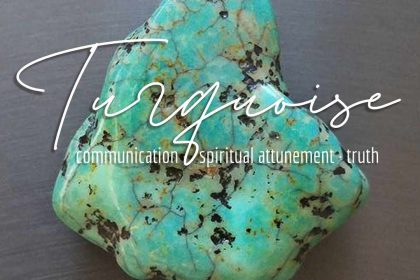 Turquoise crystal meaning